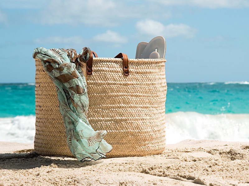 You Don't Need Any Reason to Love These 5 Beach Bags